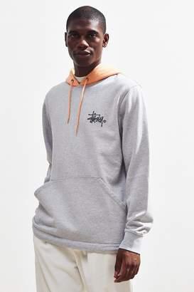 Stussy Two-Tone Hoodie Sweatshirt
