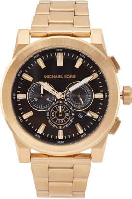 Michael Kors MK8599 Gold-Tone Watch