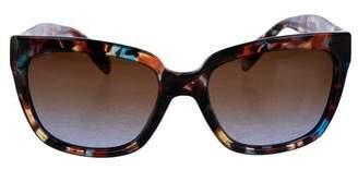 Prada Square Gradient Sunglasses