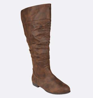 Avenue Brina Ruched Flat Boot