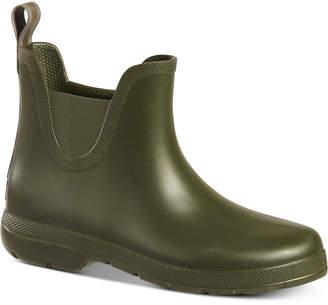 totes Women Cirrus Chelsea Waterproof Lightweight Ankle Rainboots Women Shoes