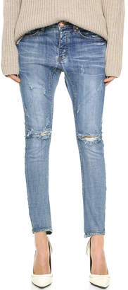 One Teaspoon Desperado Jeans $139 thestylecure.com