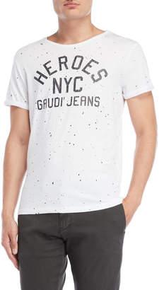 Gaudi' Gaudi Jeans Heroes NYC Tee