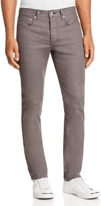 Rag & Bone Fit 2 Slim Fit Jeans in Coated Clay