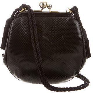 Judith Leiber Karung Crossbody Bag $195 thestylecure.com