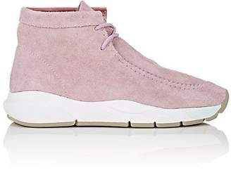 Clearweather CLEARWEATHER MEN'S CASTAS SUEDE CHUKKA SNEAKERS - MD. PINK SIZE 12 M