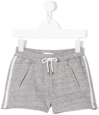 Chloé Kids side striped shorts
