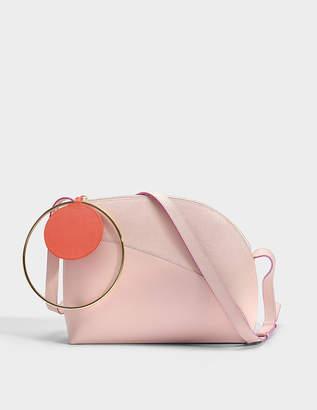Roksanda Eartha Medium Bag in Light Putty Calf