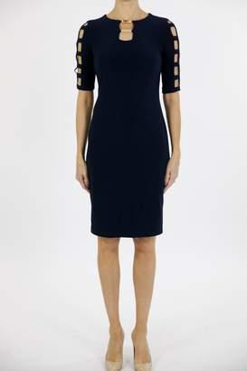 Joseph Ribkoff Midnight Blue Dress