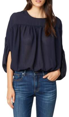Habitual Shay Silk Georgette Blouse