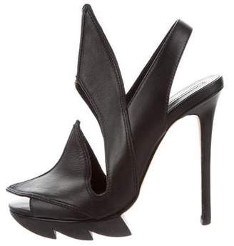 Camilla Skovgaard Leather Platform Sandals