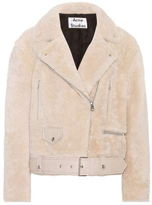 Acne Studios Merlyn shearling jacket