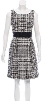 Trina Turk Sleeveless Embellished Dress