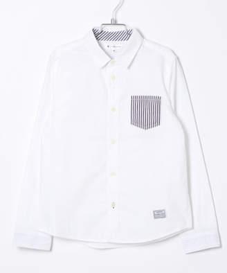 GLOBAL WORK (グローバル ワーク) - 【ジュニア】ムジガラアソートシャツ