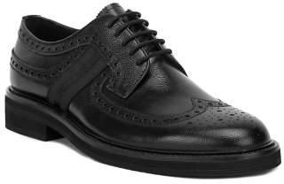 Robert Graham Men's Harris Leather Wingtip Oxfords