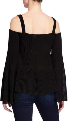 Bailey 44 Samurai Off-the-Shoulder Knit Sweater