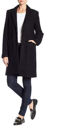 Andrew Marc Paige Wool Blend Coat