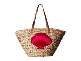 Echo Under The Sea Straw Bag Handbags