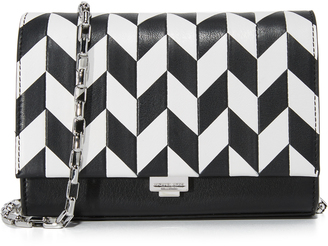 Michael Kors Collection Yasmeen Small Clutch $650 thestylecure.com