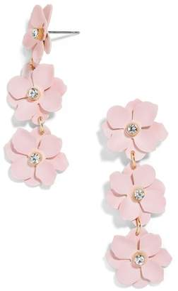 BaubleBar Kimi Flower Drop Earrings