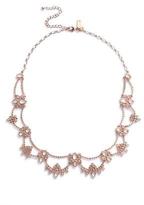 Kate Spade Cascade Crystal Collar Necklace