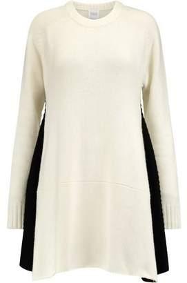 Madeleine Thompson Milo Wool And Cashmere-Blend Dress