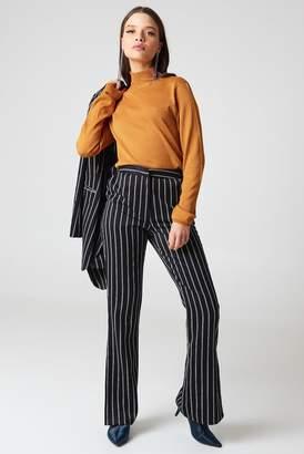NA-KD Na Kd Side Slit Suit Pants