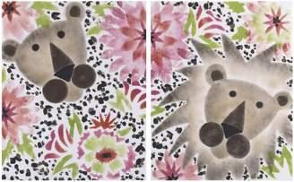 Cotton Tale Designs 2-Piece Wall Art