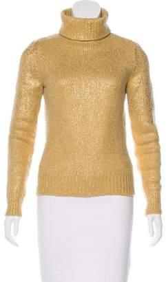 Celine Long Sleeve Cashmere Sweater