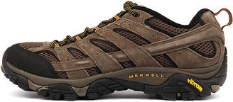 Merrell Moab 2 ventilator Walnut Sneakers Mens Shoes Active Casual Sneakers