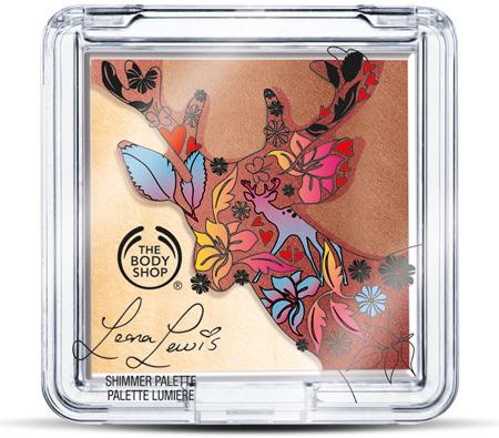 Oh Deer Oh Deer! Bronze Shimmer Palette by Leona Lewis