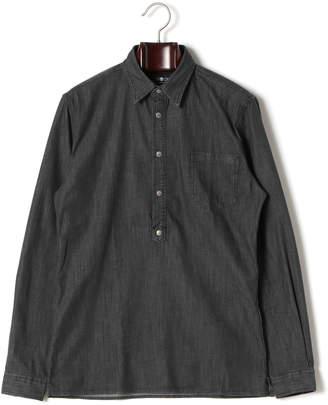 Hydrogen デニム 長袖ポロシャツ ブラック xs