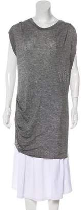 3.1 Phillip Lim Short Sleeve Jersey Tunic