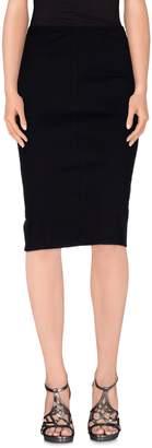 Forte Forte Knee length skirts - Item 35272098SP