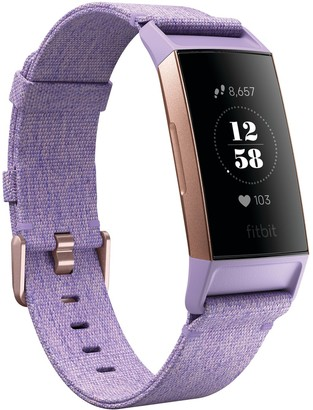 Fitbit Charge 3 Activity Tracker with Specialty Band