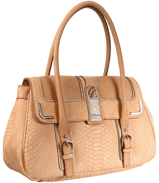 GUESS - Socialite Small Flap Satchel