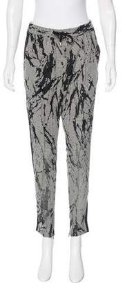 CNC Costume National Cropped Skinny Pants
