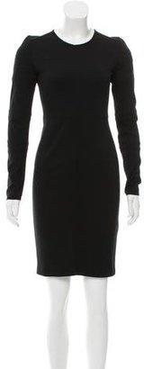 Belstaff Long Sleeve Mini Dress $95 thestylecure.com