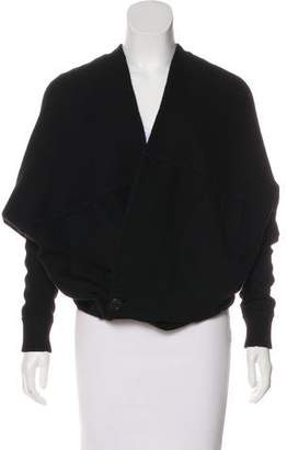 Y-3 Long Sleeve Knit Cardigan