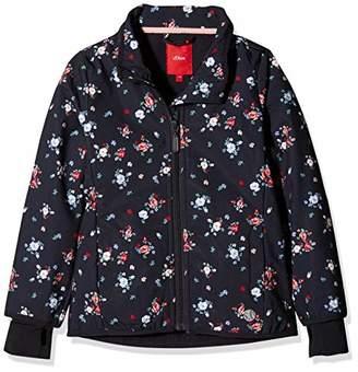 S'Oliver Girl's 58.808.51.4349 Jacket