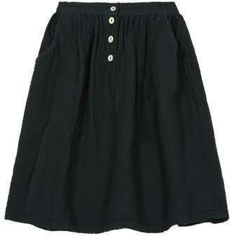 Bonton Sale - Novembre Waffled Maxi Skirt