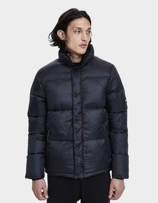 Penfield Equinox Puffer Coat in Black