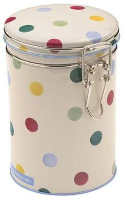 Emma Bridgewater Polka Dot Caddy With Clip Lid