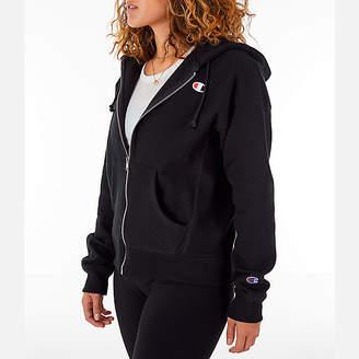 Champion Women's Reverse Weave Full-Zip Hoodie