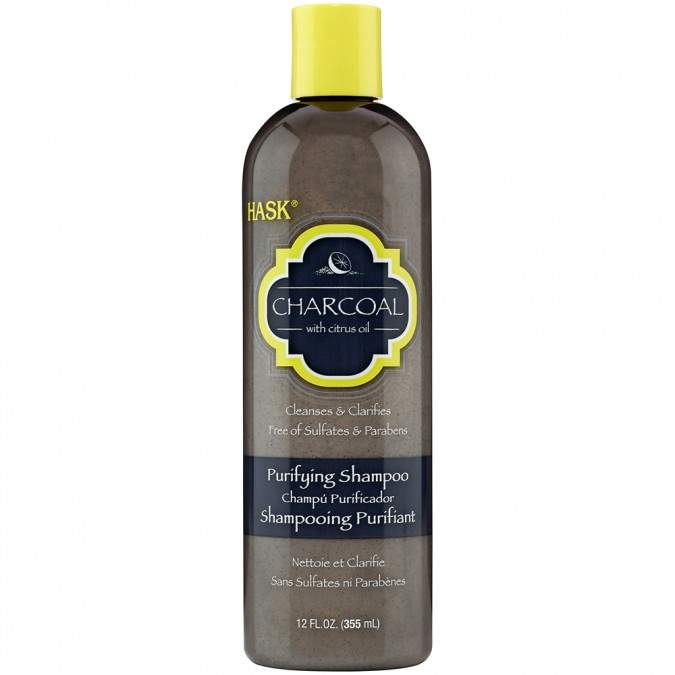 Hask Charcoal Purifying Shampoo 355 mL