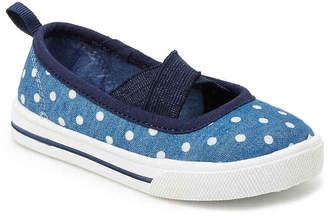 Carter's Isla 2 Toddler Slip-On Sneaker - Girl's