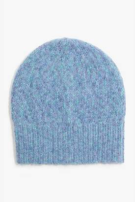 Country Road Mottled Knit Beanie