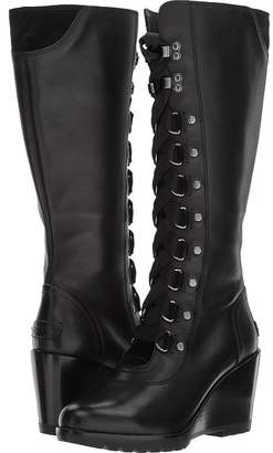 Sorel After Hours No-Tongue Tall Women's Lace-up Boots