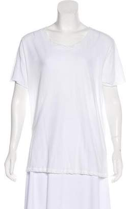 A.L.C. Scoop Neck Short Sleeve T-Shirt w/ Tags