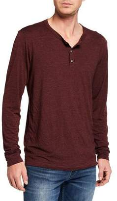 Sol Angeles Men's Sol Essential Henley Shirt